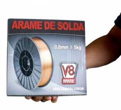 Arame 5Kg V8
